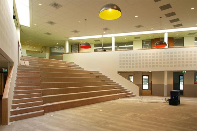 Bijna oplevering Islamitische basisschool An Noer te Alphen aan den ...
