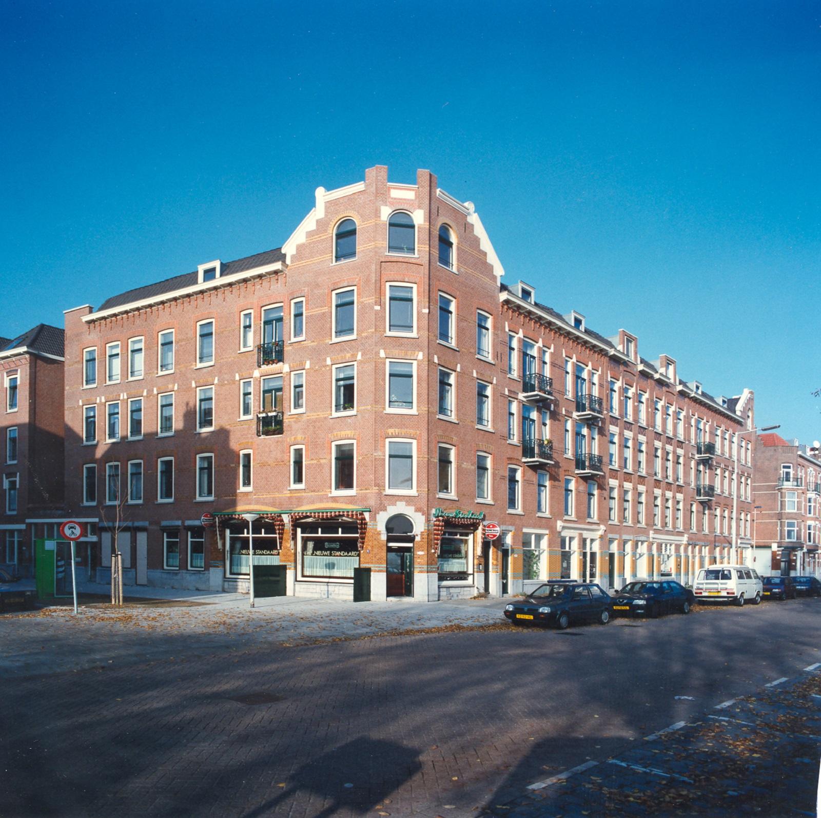 Renovatie sleephelling oeverblok rotterdam rinus roovers architectuur - Architectuur renovatie ...
