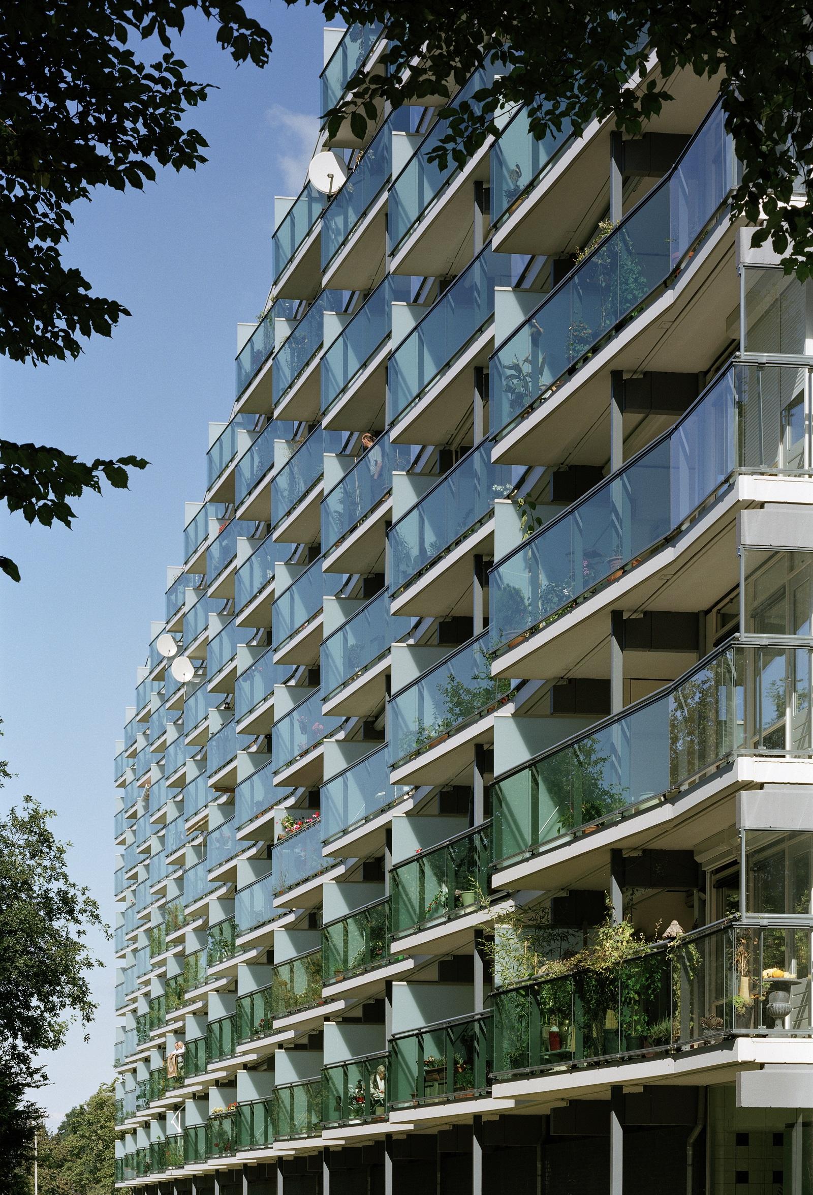 Renovatie helmersflat roosendaal rinus roovers architectuur - Architectuur renovatie ...