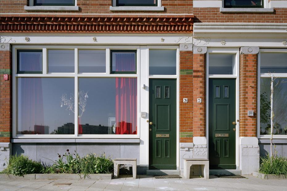 Renovatie dillenburgblokken rotterdam nouwens roovers architectuur - Architectuur renovatie ...