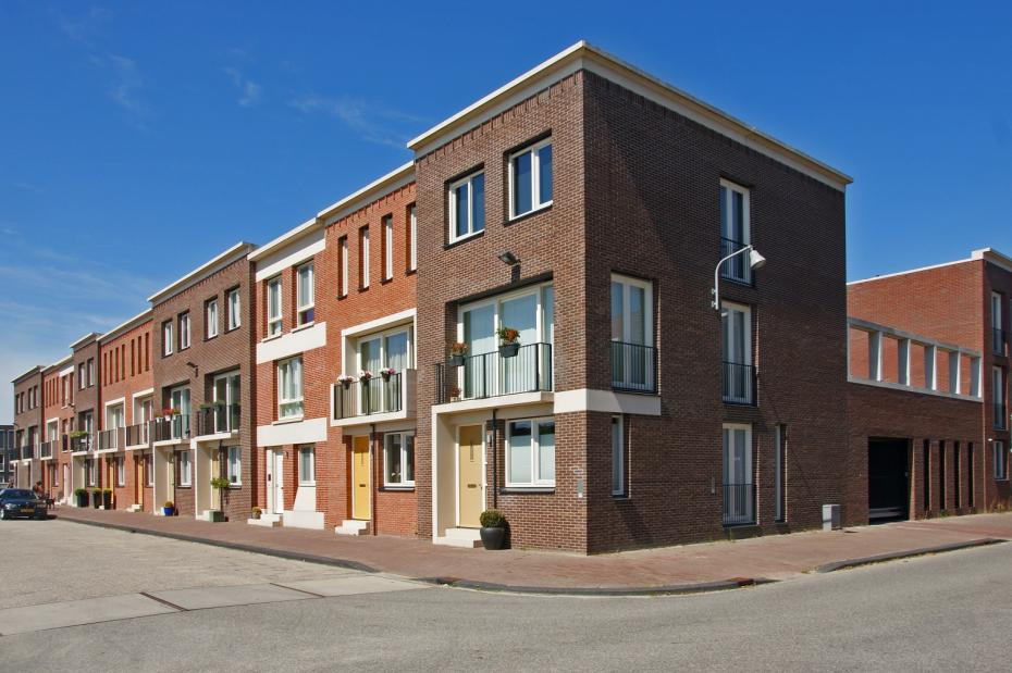 36 woningen kallahof woerden nouwens roovers architectuur - Architectuur renovatie ...